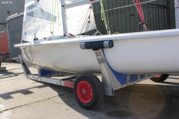 Nautivela SRL 470 NED 1115 (DSM material design)